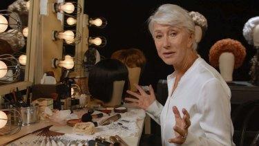 Helen Mirren teaches acting.