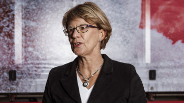 Coca Cola Amatil chief executive Alison Watkins has pleaded for a swift resolution.