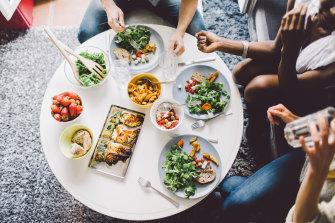 Le plaidoyer le plus précieux montre que la nourriture végétale peut être délicieuse et joyeuse, ainsi que saine.