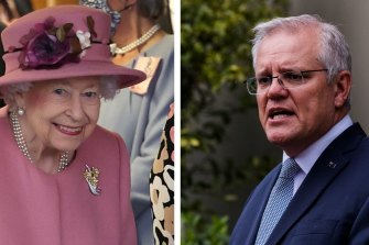 The Queen was not amused by those who were reluctant to attend the Glasgow COP26 summit. But Scott Morrison has now confirmed his attendance.