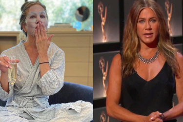 Jennifer Aniston, Emmys 2020