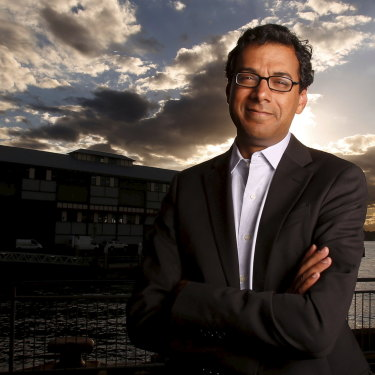"""US surgeon and writer Atul Gawande says patients with a terminal illness – and their families – can become focused on """"beating this thing"""" at any cost – often allowing that to overshadow issues of quality of life."""