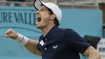 Murray ponders US Open singles return after doubles success at Queen's