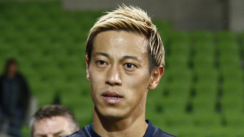 keisuke honda driven marquee strategy pays dividends    league
