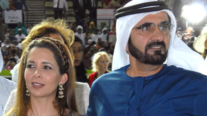 Another princess flees the Emirati royal family, seeks asylum in Britain