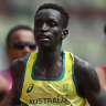 Bol breaks national record as three Australians make 800m semis for first time