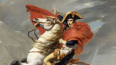 Napoleon Bonaparte is one of France's best-known historical figures.