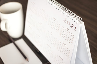 Life, love and career predictions for the year ahead.