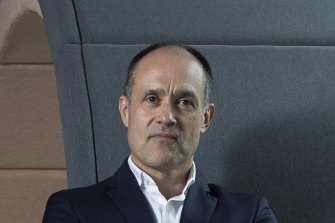 One year on, TPG Telecom boss Inaki Berroeta says he is in a better place than he expected.