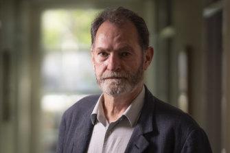 Criminology Professor Roderic Broadhurst.