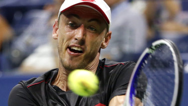 John Millman may not be a huge name in men's tennis, but that could be about to change.