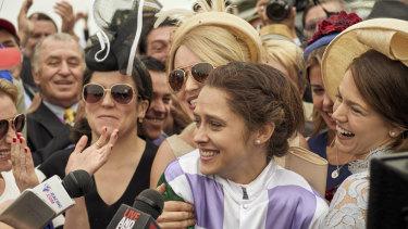 'Moral decision': Melbourne cinema pulls Michelle Payne film over racing scandal