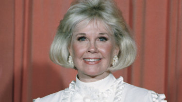 Doris Day: displayed robust wholesomeness in films such as