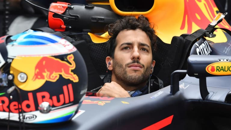 Lowered expectations: Daniel Ricciardo's departure from Red Bull means at least one modest year ahead for the Australian, says Mark Webber.