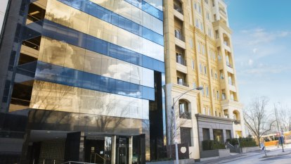 Lack of tenants doesn't stop boulevard office selling for $18m