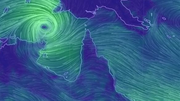 Severe tropical cyclone expected to hit far north Queensland