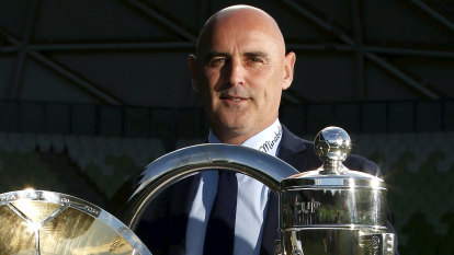 Muscat poised to replace Postecoglou as coach in Japan's top flight