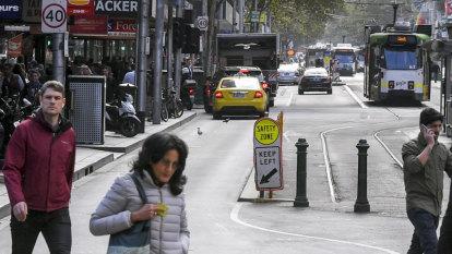 Melbourne City Council pushes ahead with Elizabeth Street closures