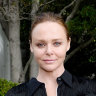 Stella McCartney, pictured in 2018, has become a champion of vegan leather.