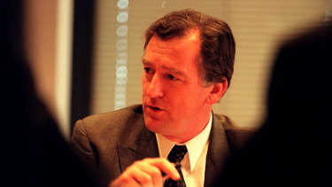 John Caldon made an enormous contribution to Australian business.