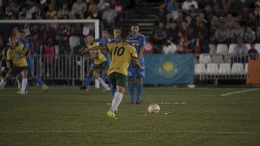 The last Minifootball World Cup in Tunisia saw Australia reach the quarter finals.