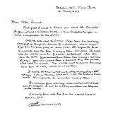 Daschbach's handwritten note.