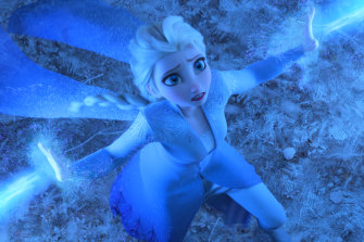 Big bucks: Frozen 2 just shows what the power of women in film can do.