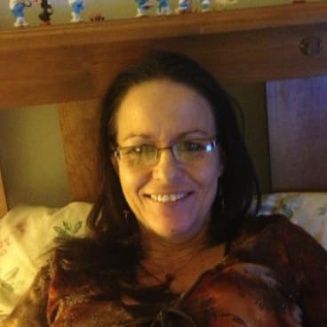 A photo of Tania Klemke posted by her son Cody in 2013.