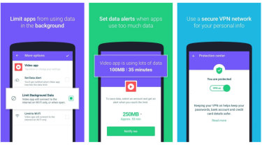 Onavo's app offers a free VPN and mobile data manager, but sends a lot of data back to Facebook.