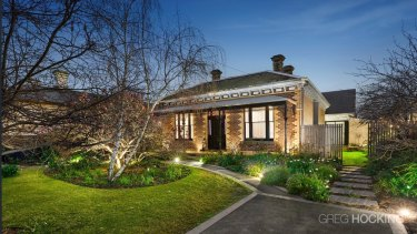 This Williamstown house, in Melbourne's inner west, was purchased by Rosemary Rogers.