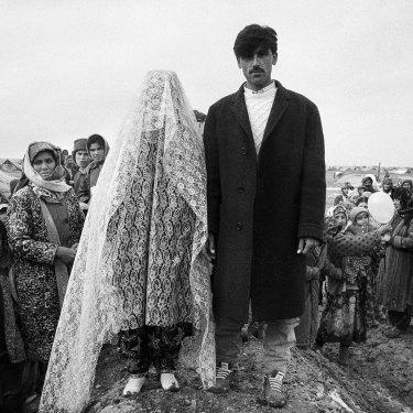 Tajik refugees, Saki Camp,  northern afghanistan, 1993.