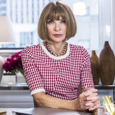 Anna Wintour, who took over Vogue in 1988, is regarded as the keeper of the Condé Nast company's values.