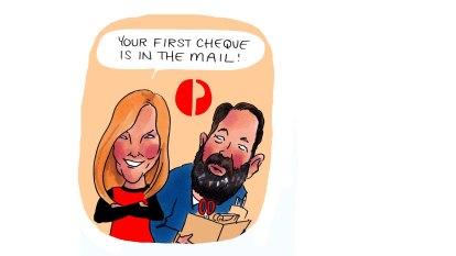 CBD Melbourne: Dalidakis quick to pull AusPost plug