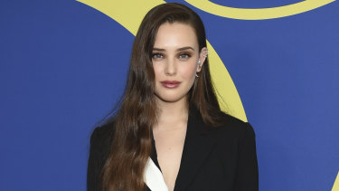 Netflix's 13 Reasons Why made Katherine Langford a global star.