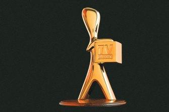 Australia's national television award: the Logie.
