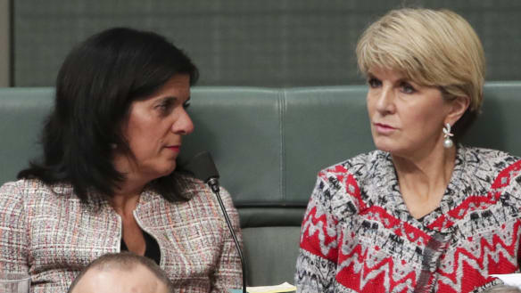 Julia Banks rejects calls to name and shame her bullies, calls for quotas