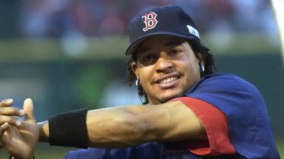 Boston's World Series hero Ramirez, 48, signs for Sydney Blue Sox