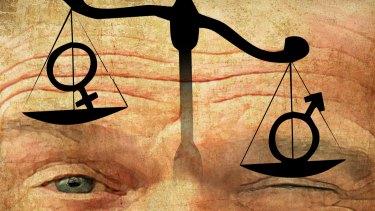 Australia has fallen way behind in the global gender equality rankings.