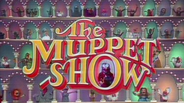Sensational inspirational, celebrational, Muppetational ... The Muppet Show.