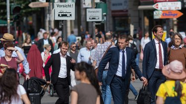 The German economy has been propped up this year but it may not be ready for the challenges ahead.
