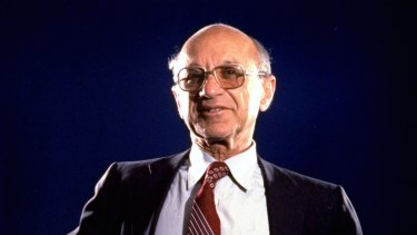 Nobel Prize winning economist Milton Friedman said it was the job of companies to make money for shareholders.