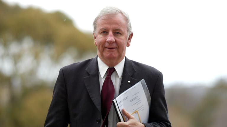 The WA opposition has accused former Labor Health Minister Jim McGinty of a conflict of interest in his new job as chairman of the North Metro Health Service.