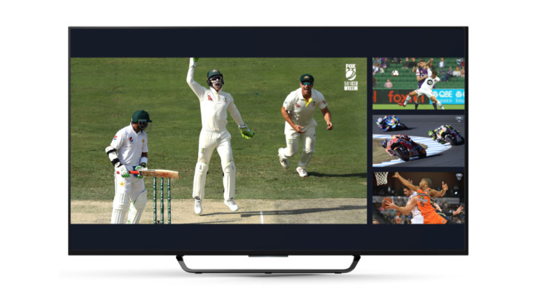 Foxtel's Kayo Sports sport streaming service hits the ground