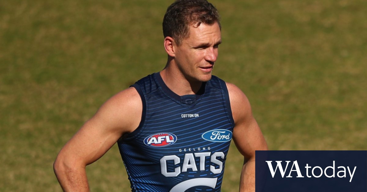 Geelong playing long game with Selwood to miss Tigers clash