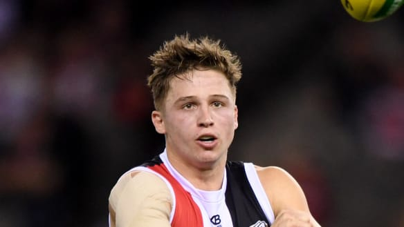 Jack Billings and the Saints are planning to keep things simple in 2019.