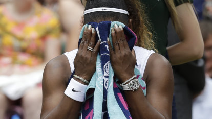 'Makes me really crazy': Serena reveals toll of anxiety on athletes