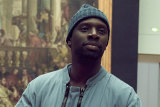 Omar Sy plays a skilful Parisian thief whose crimes are meant to make wrongs right in Lupin.
