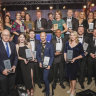 Sydney Morning Herald snares five Kennedy Awards as ABC takes out top prize