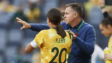 Matildas coach Ante Milicic says improvement in the W-League would benefit the Matildas.