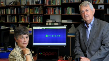 Appen founders Dr Julie Vonwiller and Chris Vonwiller started the business from their spare room.